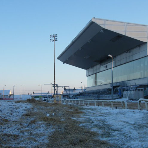 The Sportsground as it looks today