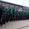 There will also be a private civic welcome ceremony for the Ireland squad at Queenstown's Skyline complex on Sunday at which they will be presented with their Rugby World Cup caps