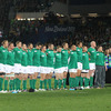 The Ireland team that lined out against Australia showed four changes to the side that beat the USA, with Eoin Reddan, Rob Kearney, Cian Healy and Sean O'Brien all drafted in