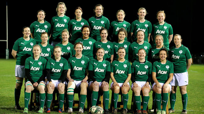 Ireland Women 59 Scotland Women 0, Ashbourne RFC, Friday, January 31, 2014