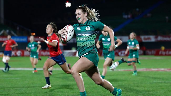 Ireland Women's Sevens Squad Announced For Kitakyushu 7s