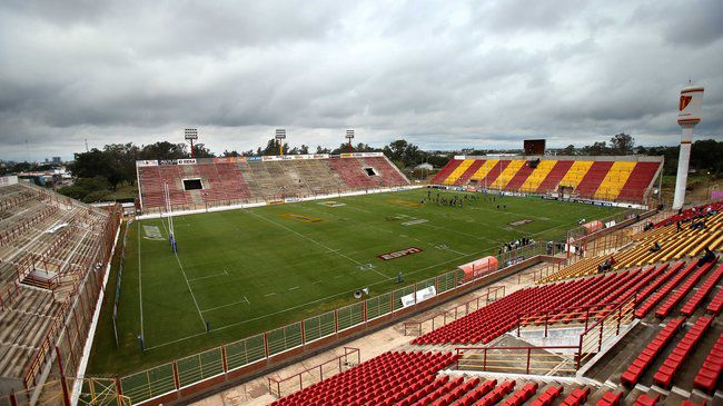 The Estadio Centenario in Resistencia