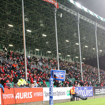 A view of Musgrave Park