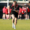 Stephen Ferris made his comeback from a leg injury as a replacement in the 32-13 victory over Benetton Treviso at Ravenhill