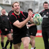 Influential flanker Stephen Ferris is hoping to produce another big European display when Biarritz, last season's beaten finalists, come to town