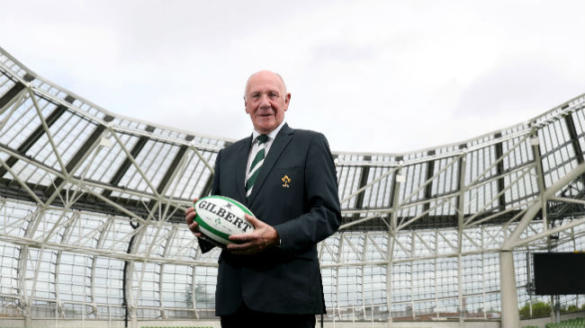 Eminent Referee Stephen Hilditch Elected President Of The IRFU