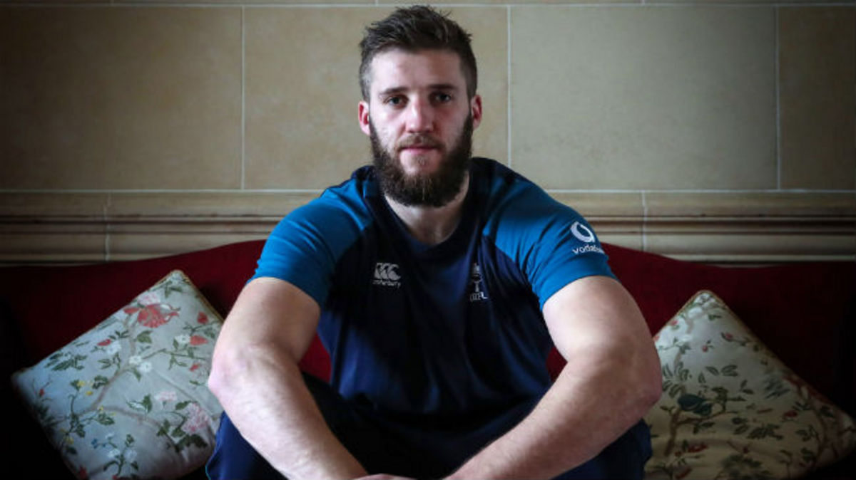 Irish Rugby TV: I Want To Take Any Chance That Comes My Way - McCloskey
