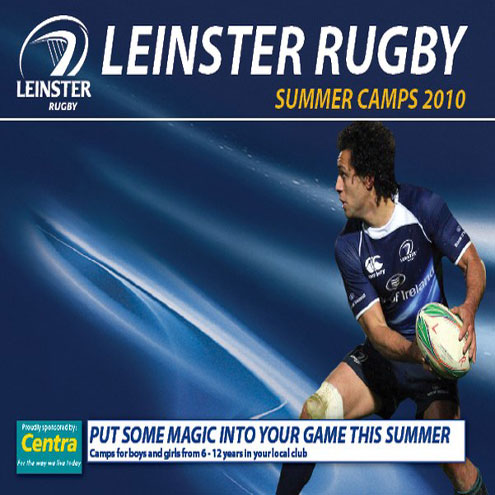 The Leinster Summer Camps