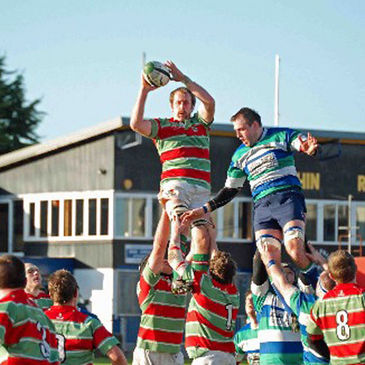 Sunday's Well secure lineout possession