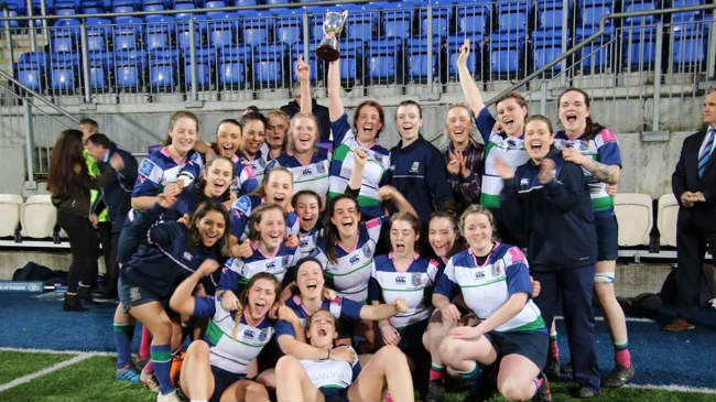 Women's All-Ireland Cup Kicks Off