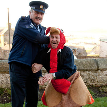 The 'Fat Turkey' is being held at Howth Garda Station