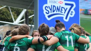 HSBC World Rugby Women's Sevens Series - Round 2, Allianz Stadium, Sydney, Australia, January 26-28, 2017