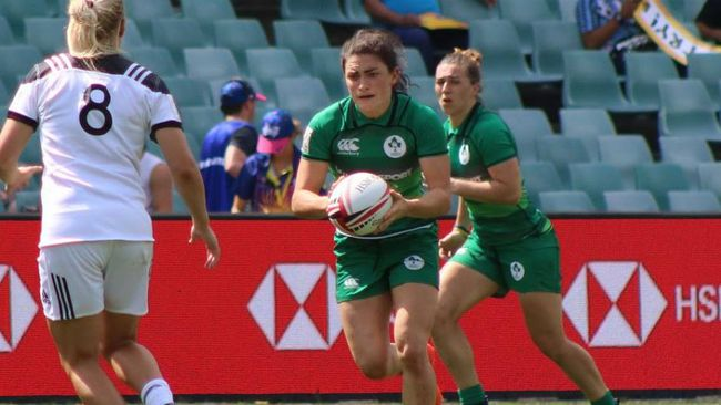 In Pics: Ireland Women Finish Seventh In Sydney
