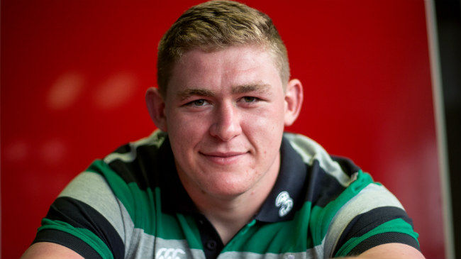 Irish Rugby TV: Tadhg Furlong Previews Ireland v Wales