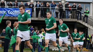 Ireland Under-18 Schools XV 26 Scotland Under-18s 6, Coolmine RFC, Sunday, March 30, 2014
