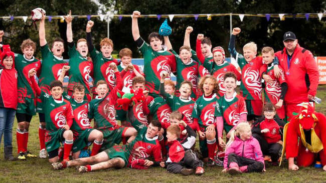 Terenure Hosting U13 European Youth Tournament Irish Rugby