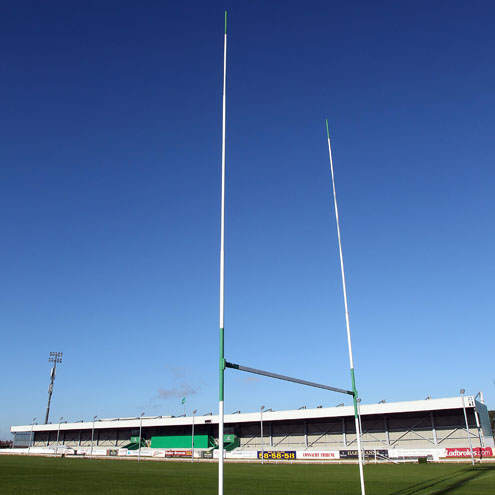 A view of the Sportsground in Galway