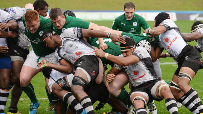 Video Highlights: Ireland Under-20s' Victory Over Fiji