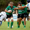Ex-Ulster flanker Thomas Anderson made his debut for Connacht, in a back row that also included Ray Ofisa and the returning George Naoupu