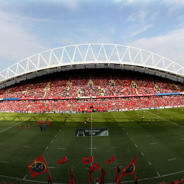 A view of Thomond Park last Saturday