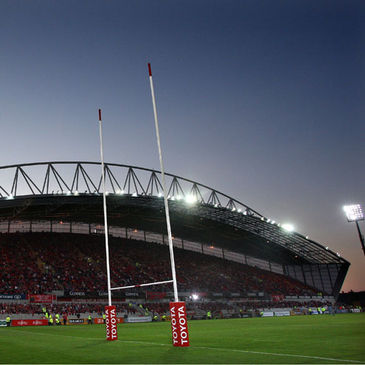 Thomond Park is sure to be packed for the visit of the Wallabies