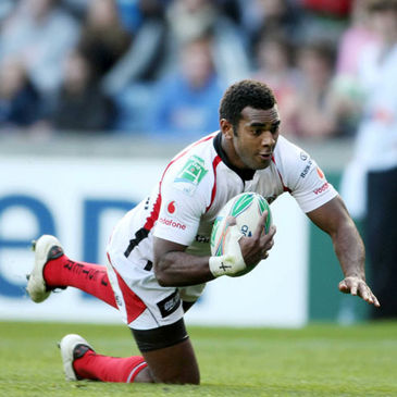 Timoci Nagusa is on the bench for Fiji this weekend