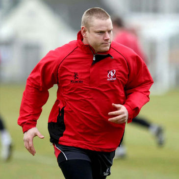 Ulster and Ireland prop Tom Court