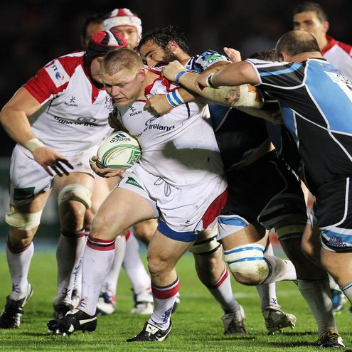 Glasgow Warriors 8 Ulster 19, Scotstoun Stadium, Friday, October 19, 2012