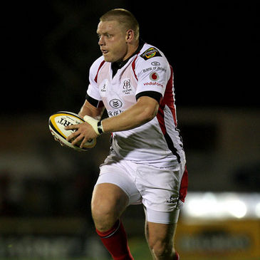 Ulster and Ireland's Tom Court