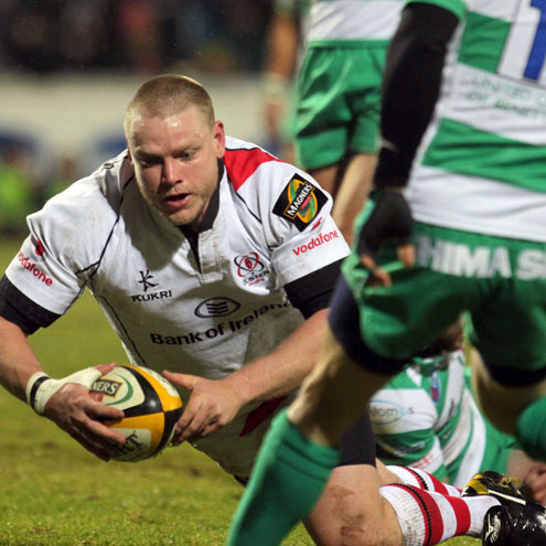 Tom Court has been named in the Ulster squad