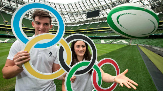Ireland's Sevens Teams Face Olympic Challenge