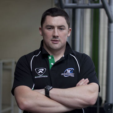 Connacht Rugby's Tom McLaughlin