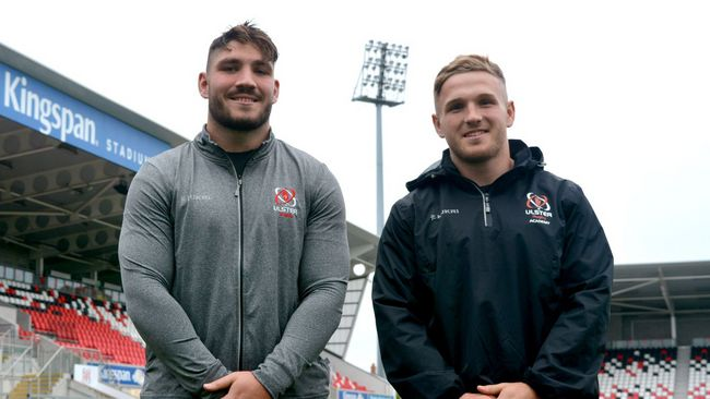 Curtis And O'Toole Earn Upgraded Contracts With Ulster