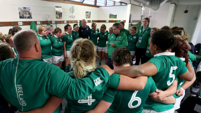Irish Rugby TV: Tom Tierney On Ireland's Pool C Defeat