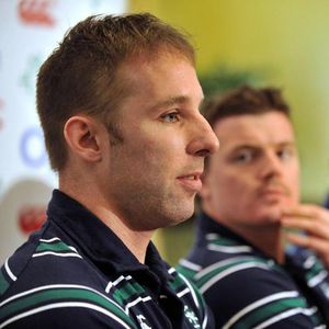 Ireland Team Announcement Press Conference, Castletroy Park Hotel, Tuesday, November 11, 2008