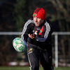 Scrum half Tomas O'Leary missed Munster's opening two pool games due to a thumb injury