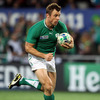 Tommy Bowe thought he had broken the try deadlock in the first half, but referee Jonathan Kaplan called play back for what he thought was a forward pass from Sean O'Brien