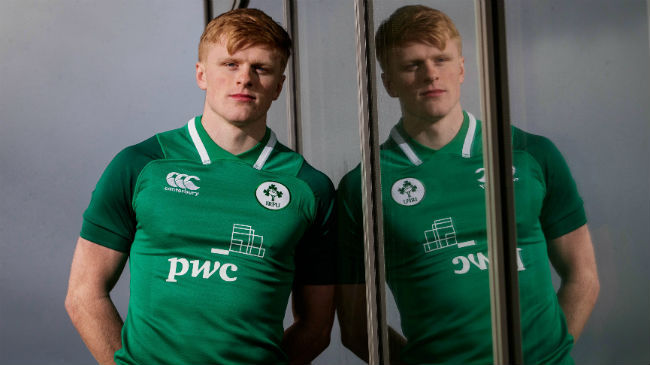 Irish Rugby TV: Ireland Under-20 Six Nations Squad Announcement