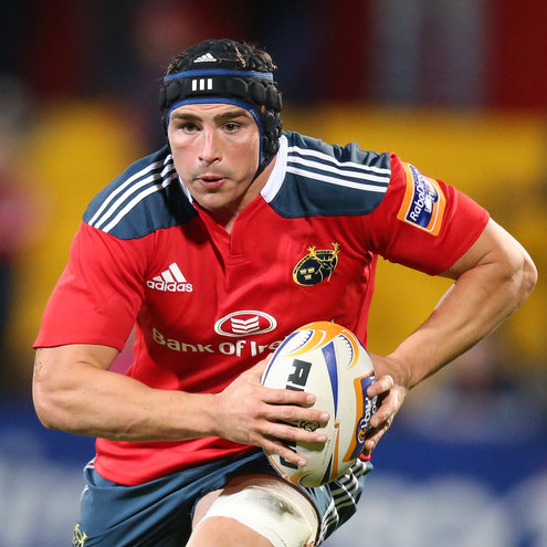 Munster's Tommy O'Donnell