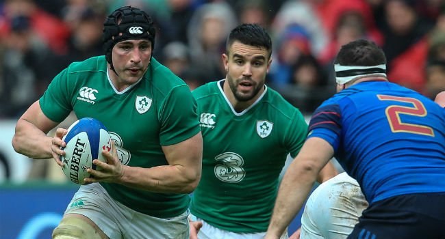 O'Donnell To Start For Ireland Against Scotland