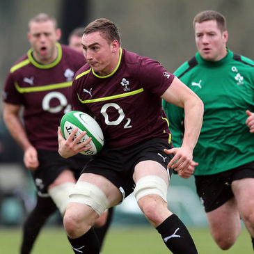 Uncapped back rower Tommy O'Donnell
