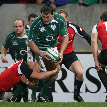 This will be Tony Buckley's third match against Canada this season