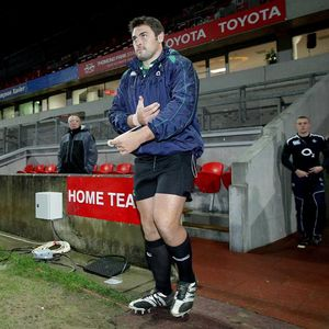 Ireland Squad Training At Thomond Park Stadium, Thursday, November 6, 2008