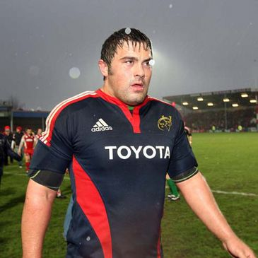 Munster's Tony Buckley will line out for Shannon