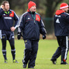 Munster head coach Tony McGahan said: 'Paul is in very good nick. He's obviously missing the game-time that you really need to get game fit, but he's fine to start.'