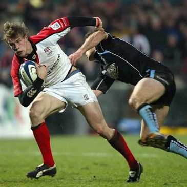 Andrew Trimble V Glasgow Warriors