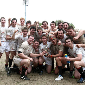 Trinity College won last season's Colours clash