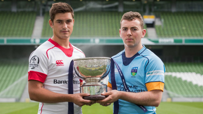 Ulster Bank League: Head-To-Head In Division 1A
