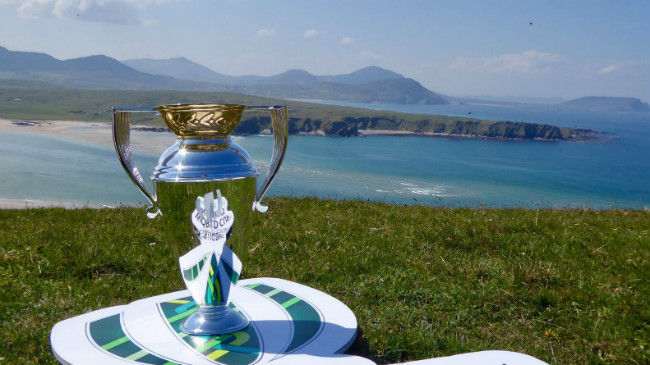 Parades, Thrones And Wild Atlantic Way For #WRWC2017 Trophy Tour