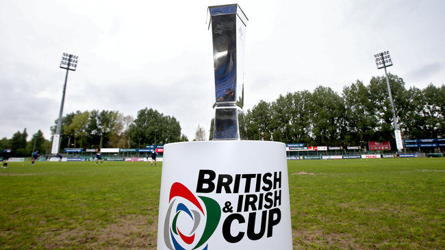 The British & Irish Cup